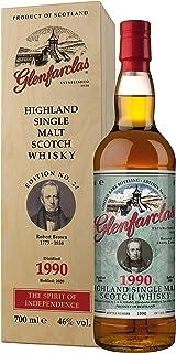 Glenfarclas Whisky 1990 Edition 24 Robert Brown 0,7l