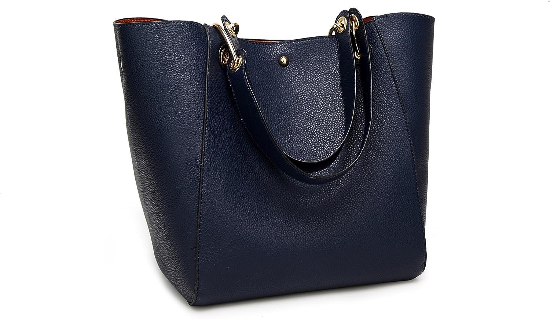 SIFINI Damenmode Wasserdichte Handtaschen Kunstleder Tote Schultertasche Travel Travel Travel Mommy Bag B0731BQQ4Z  Sorgfältig ausgewählte Materialien 79fcde