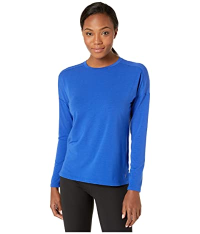The North Face Workout Long Sleeve (TNF Blue) Women