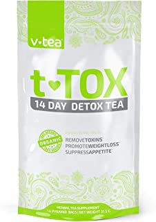 detox tea for weight loss by V TEA