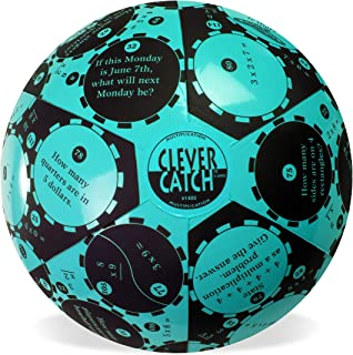 American Educational Vinyl Clever Catch Multiplication Ball, 24