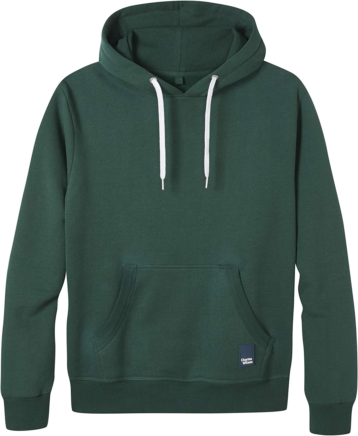 Charles Wilson Mens Pullover Midweight Hoody