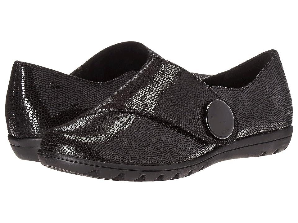 Soft Style Veda (Black Lizard) Women