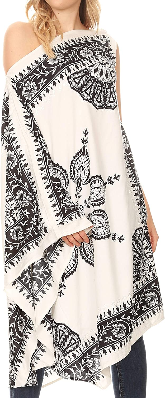 Sakkas Mari Women's Casual Beach Summer Sleeveless Sundress Adjustable Strap Dress