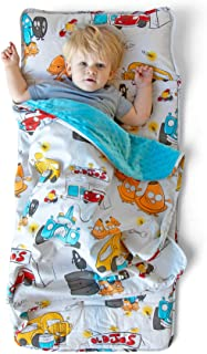 JumpOff Jo Toddler Nap Mat, Sleeping Bag for Preschool...