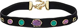"LAUREN Ralph Lauren 12.5"" Multi Stone Choker Necklace"