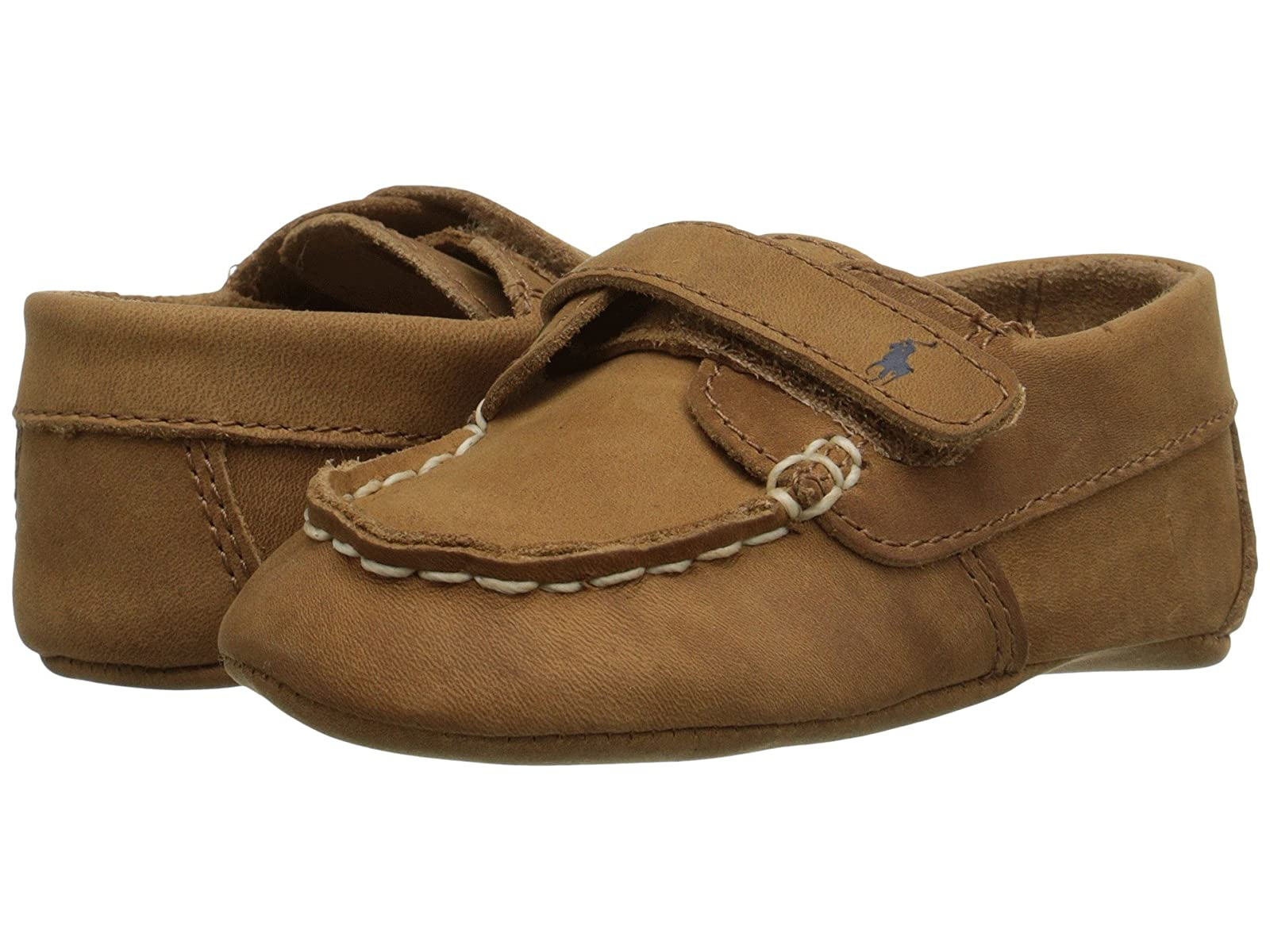 Polo Ralph Lauren Kids Captain EZ Soft Sole (Infant/Toddler)Atmospheric grades have affordable shoes