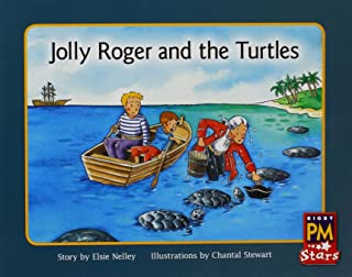 Rigby PM Stars: Individual Student Edition Blue (Levels 9-11) Jolly Roger and the Turtles