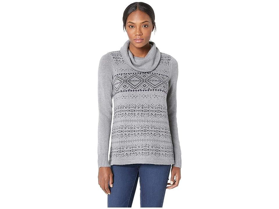 Aventura Clothing Keelan Sweater (Heathered Silver Lining) Women
