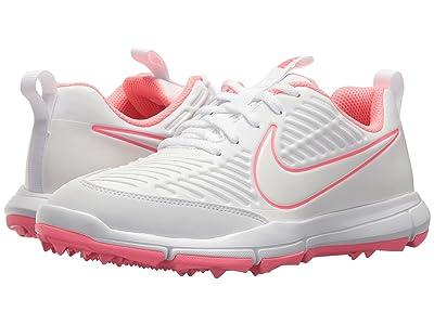 Nike Golf Explorer 2 (White/White/Sunset Pulse) Women