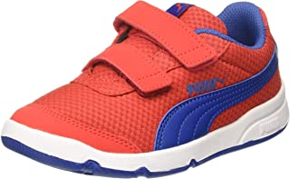 Puma Kids-Unisex Stepfleex 2 Mesh VE V PS High Risk Red-G