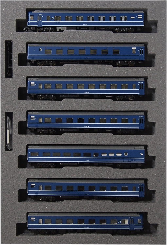 N gauge system 10-1233 14 express sleeper [Sakura] JR Nagasaki specification organized 7-Car Set