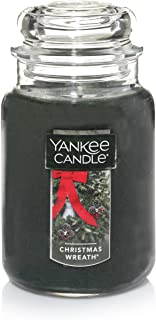 Yankee Candle Large 2-Wick Tumbler Candle, Cascading Snowberry Large Jar Multicolored 115476Z