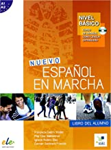 Nuevo Espanol En Marcha Basico Alumno + CD (A1+A2): Levels A1 and A2 in One Volume