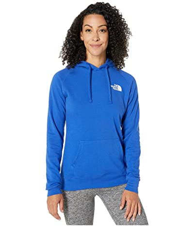 The North Face Red Box Pullover Hoodie (TNF Blue/TNF Black) Women