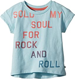 Lucky Brand Kids - Casia Tee (Toddler)