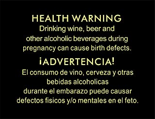 Health Warning Sign, No Alcohol Sign, No Drinking Sign, Hospital, Sign For Ladies Washroom, No Drink In Pregnancy Sign