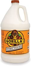 Gorilla 6231501 Gallon Glue, Natural Wood Color
