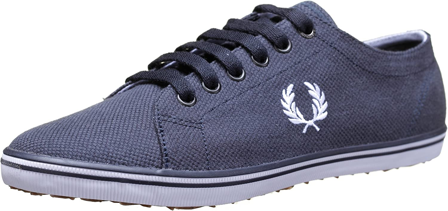Fred Perry shoes Kingston Two Tone Navy Size 6.5