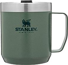 Stanley Legendary Camp Mug, 12oz, Stainless Steel Vacuum Insulated Coffee Mug with Drink-Thru Lid