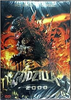 Godzilla 2000 (DVD Region 3) English Language - Classic monster japan movie