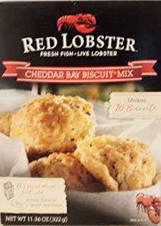 Red Lobster Cheddar Bay Biscuit Mix (6 boxes)