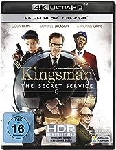 Kingsman, 2 Blu-ray (4K UHD)