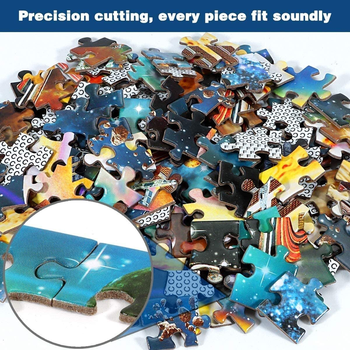 LIUNA Legpuzzels Legpuzzels Volwassenen Puzzels Houten Puzzels Poker Spelende Honden DIY Moderne Decor Van Het Huis 1000 Stuks (Color : 9T) T11