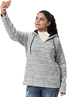 BEROY Women Fleece Jackets&Coat for Cold Weather, Women Sweatshirts and Hoodies