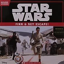 Star Wars Force Awakens: Finn & Rey Escape!