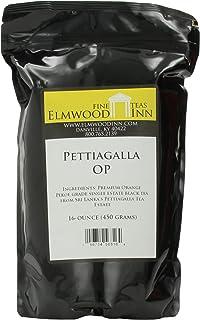 Elmwood Inn Fine Teas Ceylon Pettiagalla Estate Op Black Tea, 16-Ounce Pouches