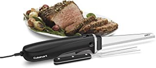 cuisinart knife set black