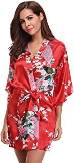 Best short kimono robe Reviews