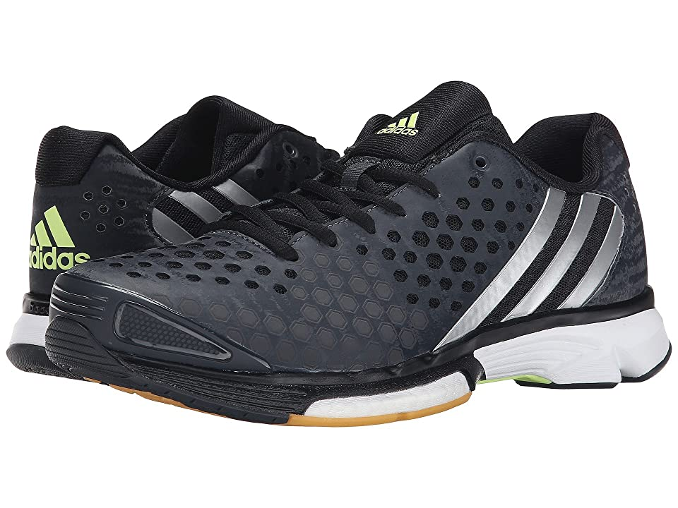 adidas Volley Response Boost (Dark Grey/Tech Silver/Frozen Yellow) Women