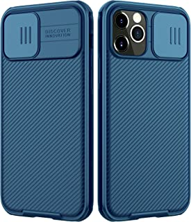 Nillkin Compatible for iPhone 12 Pro Max Case, CamShield Pro Series Case with Slide Camera Cover, Slim Stylish Protective ...
