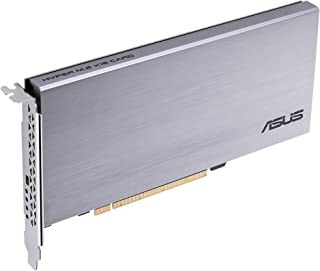 ASUS Hyper M.2 x16 Card Expansion NV Me M.2 Drives and Speed up to 128Gbps Components