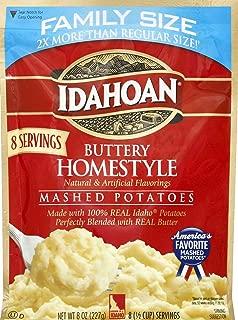 Idahoan Foods Buttery Homestyle Mashed Potatoes, 8 oz