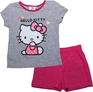 a23f076c6 HELLO KITTY Short Sleeve Pyjama Set - Spring Summer Collection