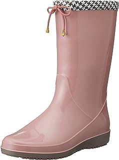 [アキレス] レインブーツ 長靴 作業靴 レインシューズ 日本製 2E レディース OAB 0140