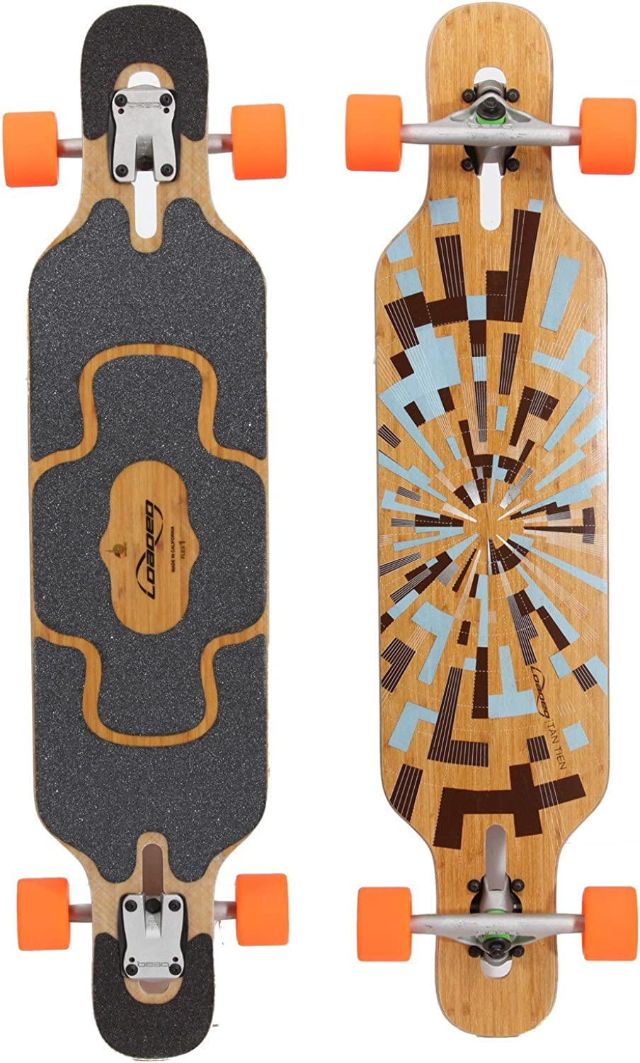 Loaded Boards Tan Tien 39  Flex 3 Complete