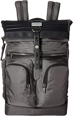 Alpha Bravo London Roll-Top Backpack