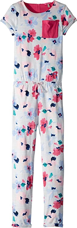 Joules Kids - Printed Jumpsuit (Toddler/Little Kids/Big Kids)