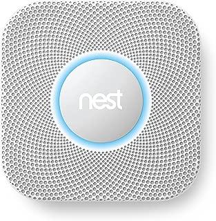 Nest Protect Smoke Plus Carbon Monoxide, Battery S2001BW