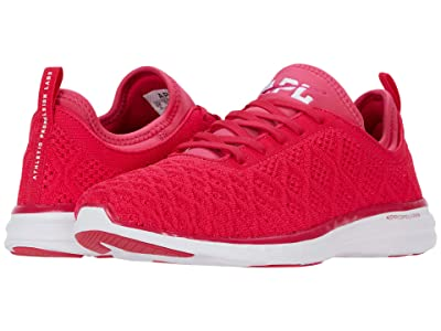 Athletic Propulsion Labs (APL) Techloom Phantom (Ruby/White) Men