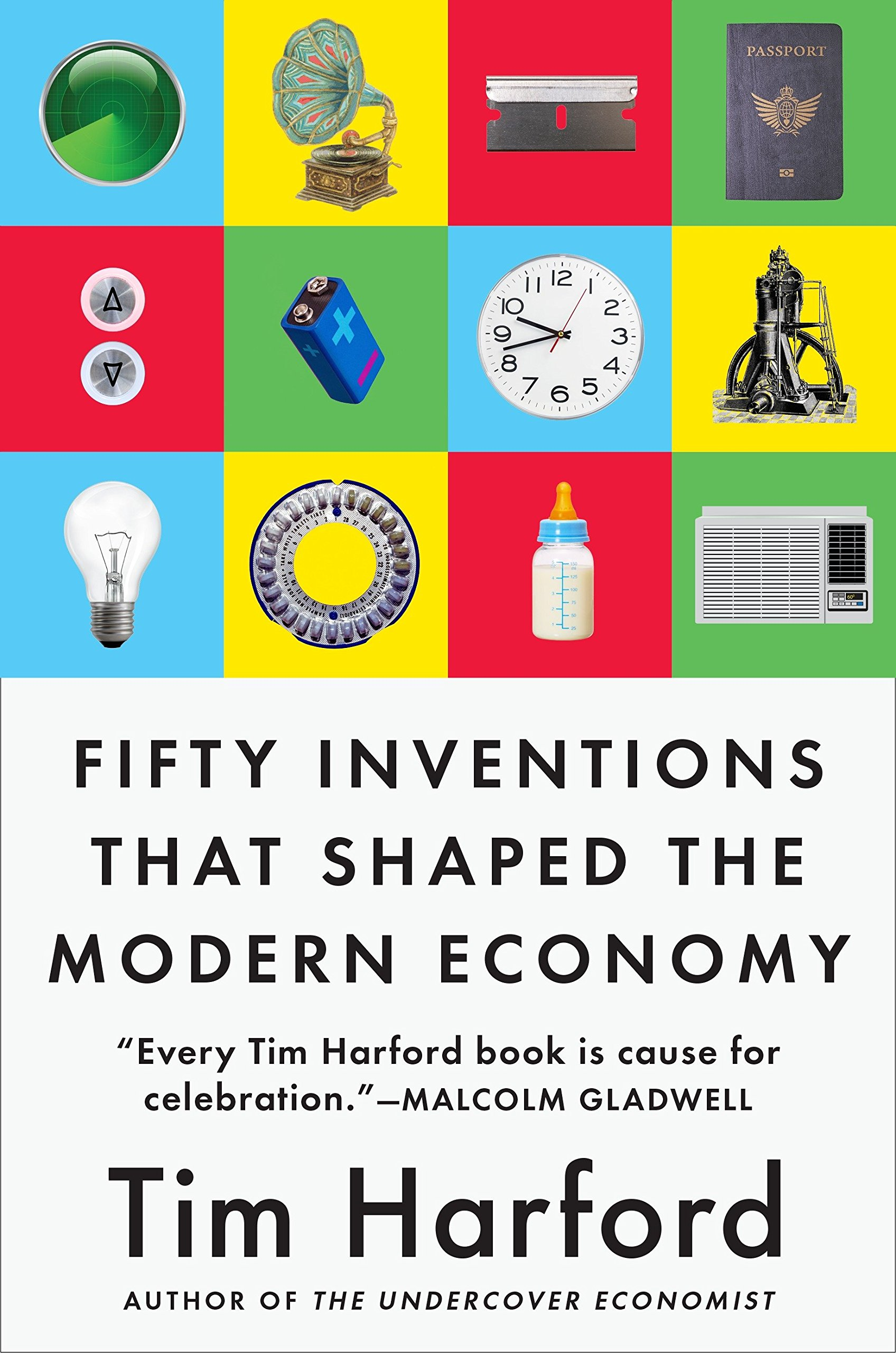 Image OfFifty Inventions That Shaped The Modern Economy