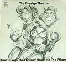 The Firesign Theatre - Don't Crush That Dwarf, Hand Me the Pliers - 7
