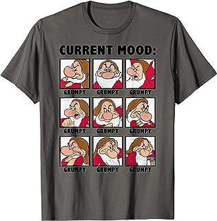 Disney Snow White Current Mood Always Grumpy T-Shirt