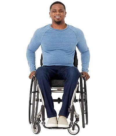 Seven7 Adaptive Seated Slim Straight Jogger w/ Thigh Pockets in Noyers Dark (Noyers Dark) Men
