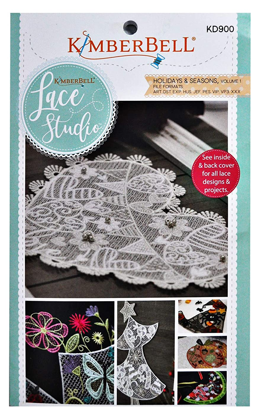 Kimberbell LACE Studio by Kimberbell Designs dhdbkdhxjed642
