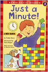 Just a Minute (Hello Math Reader. Level 2) Paperback